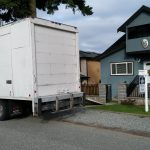 Movers Burnaby Signature Moving truck