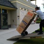 burnaby movers Signature moving moving boxes