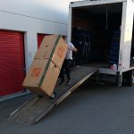 movers Burnaby Signature Moving handling large boxes