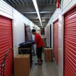 moving company Burnaby Signature Moving doing storage out move